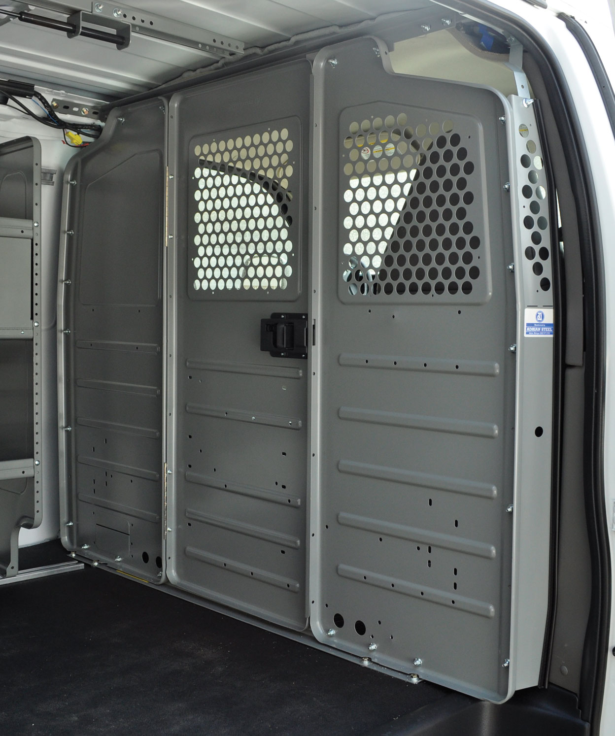 How To Choose A Cargo Van Bulkhead Adrian Steel