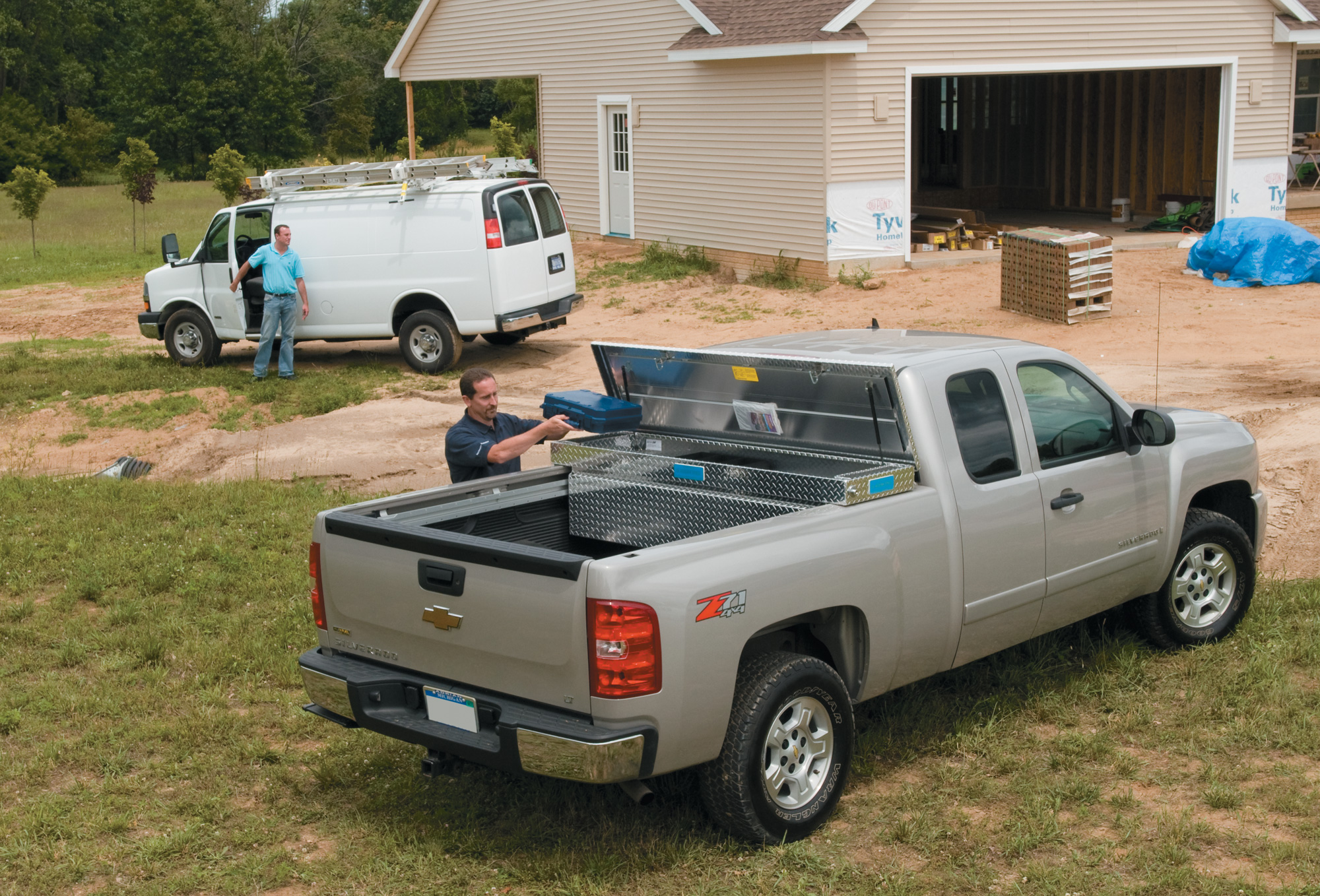 Aluminum Toolboxes For Your Pickup Truck Adrian Steel