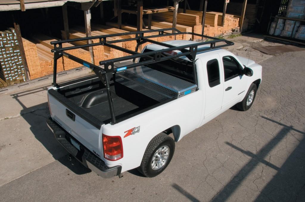 Grip-Lock Truck Ladder Racks