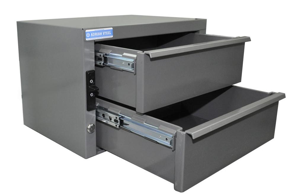 van storage | lock n latch drawer | drawer units | adrian steel