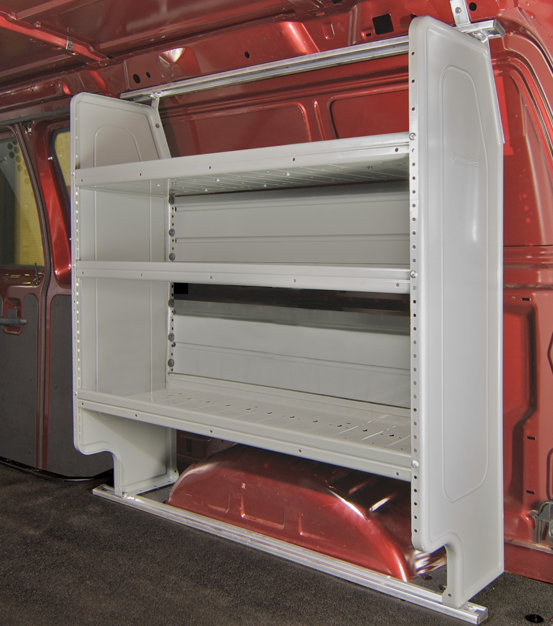 Heavy Duty Metal Shelving Amp Storage Solutions Adrian Steel