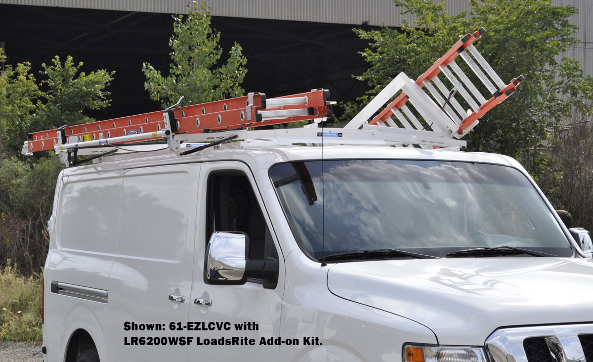 Important Cargo Van Ladder Rack Decisions Adrian Steel