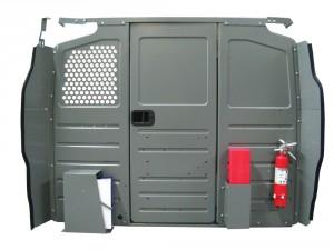 Cargo Van Partition Accessories Adrian Steel