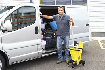 Upfit Your Mobile Cleaning Service Vehicle Adrian Steel