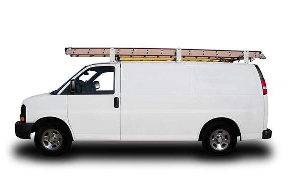 Commercial Vehicle Ladder Racks Adrian Steel