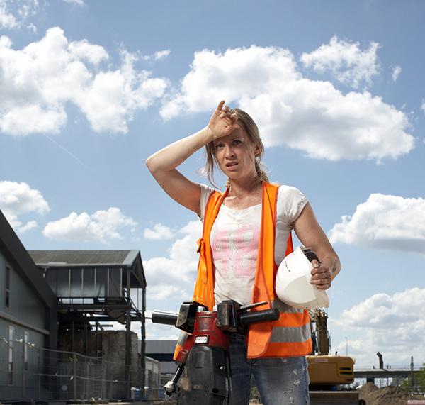 6 Ways To Keep Cool On The Job Adrian Steel