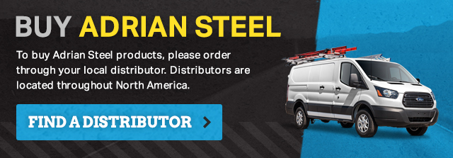 Find an Adrian Steel Distributor by clicking on this button | Guide to the Different Types of Partitions