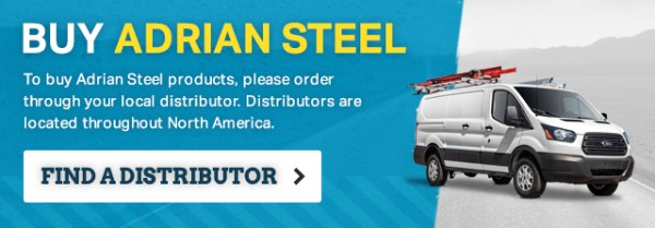 FInd an Adrian Steel Distributor by clicking on this button.