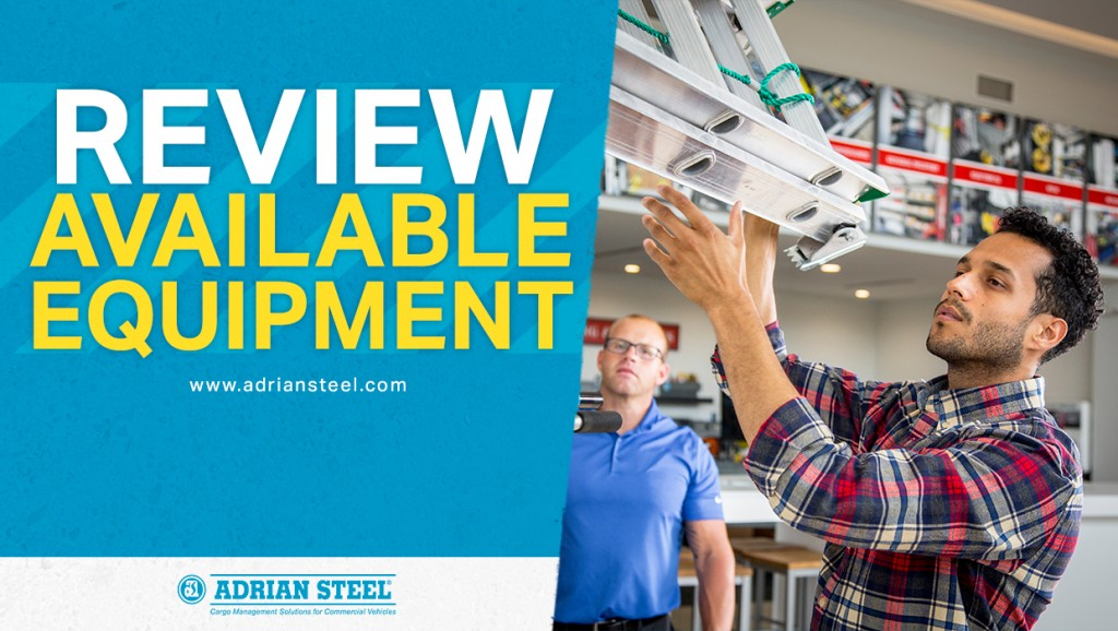 Review Available Equipment