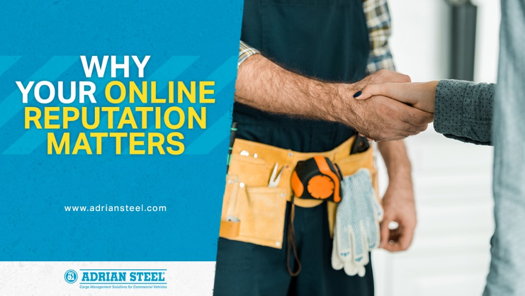 Why your online reputation matters