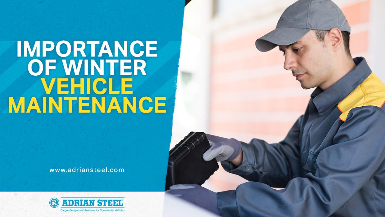 Importance of Winter vehicle Maintenance