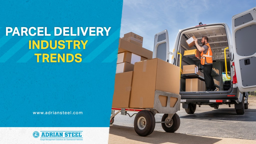 Parcel Delivery Industry Trends